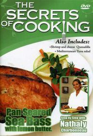 The Secrets of Cooking: Pan Seared Sea Bass With Lemon Butter - (Import DVD)