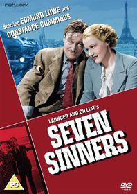 Seven Sinners - (Import DVD)