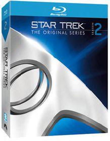 Star Trek the Original Series: Season 2 - (Import Blu-ray Disc)