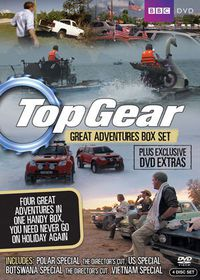 Top Gear: Great Adventures Collection - (parallel import)