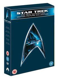Star Trek the Next Generation: Movie Collection - (Import DVD)