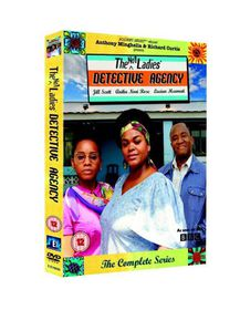 The No. 1 Ladies' Detective Agency: Series 1 - (Import DVD)