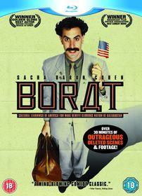 Borat - (Import Blu-ray Disc)