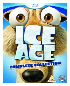 Ice Age / Ice Age 2 - The Meltdown / Ice Age 3 - Dawn of the Dinosaur - (Import Blu-ray Disc)
