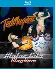 Ted Nugent - Motor City Mayhem - (Import Blu-ray Disc)