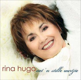 Hugo Rina - Net 'n Stille Uurtjie (CD)