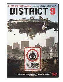 District 9 (Single Disc Version) - (Region 1 Import DVD)