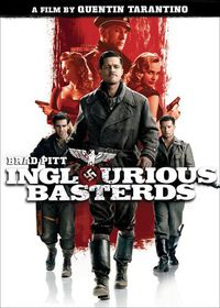 Inglourious Basterds - (Region 1 Import DVD)