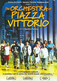 Orchestra Di Piazza Vittorio - (Region 1 Import DVD)