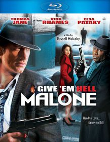 Give 'em Hell Malone - (Region A Import Blu-ray Disc)