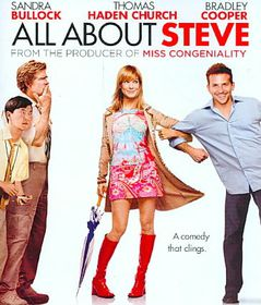 All About Steve - (Region A Import Blu-ray Disc)