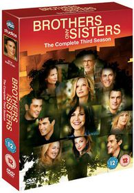 Brothers and Sisters: Season 3 - (Import DVD)