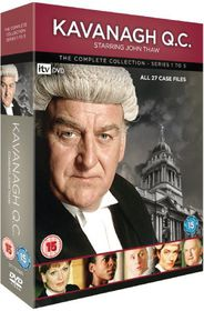 Kavanagh QC: The Complete Collection - Series 1 to 5 - (Import DVD)