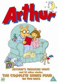 Arthur: Arthur's Treasure Hunt and 29 Other Stories - (Import DVD)