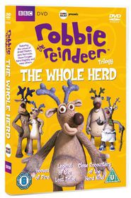 Robbie the Reindeer: The Whole Herd - (Import DVD)