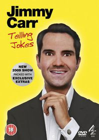 Jimmy Carr: Telling Jokes - (Import DVD)