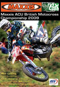 British Motocross Championship Review: 2009 - (Import DVD)