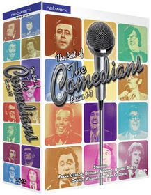 The Comedians: Series 1-7 - (Import DVD)