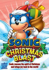 Sonic: Christmas Blast - (Import DVD)