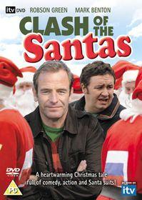 Clash of the Santas - (Import DVD)