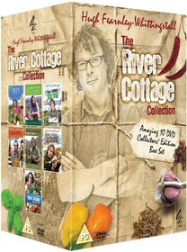 Hugh Fearnley-Whittingstall: The River Cottage Collection - (parallel import)