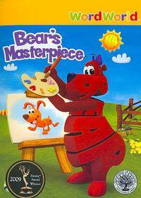 Wordworld:Bear's Masterpiece - (Region 1 Import DVD)