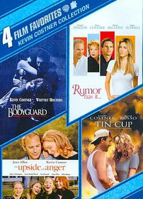 4 Film Favorites:Kevin Costner - (Region 1 Import DVD)