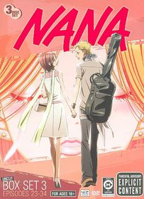 Nana Uncut Box Set 3 - (Region 1 Import DVD)