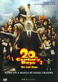 20th Century Boys 2:Last Hope - (Region 1 Import DVD)
