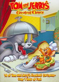 Tom & Jerry's Greatest Chases:V4 - (Region 1 Import DVD)