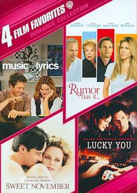 4 Film Favorites:Romance Collection - (Region 1 Import DVD)
