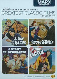 Tcm Classic Films:Marx Brothers - (Region 1 Import DVD)