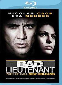 Bad Lieutenant:Port of Call New Orlea - (Region A Import Blu-ray Disc)