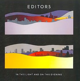 Editors - In This Light And On This Evening (CD)