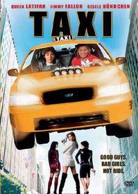 Taxi (2004)(DVD)