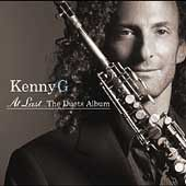 Kenny G - At Last...The Duets Album (CD)