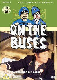 On the Buses: The Complete Series - (Import DVD)