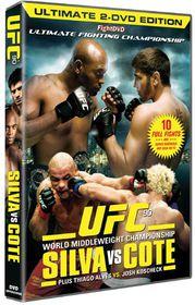 Ultimate Fighting Championship: 90 - Silva Vs Cote - (Import DVD)