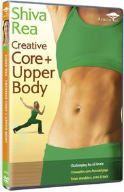 Shiva Rea: Creative Core and Upper Body - (Import DVD)