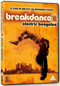 Breakdance 2 - Electric Boogaloo - (Import DVD)