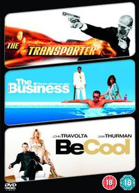 The Business / The Transporter / Be Cool (DVD)