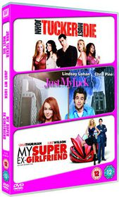 John Tucker Must Die / My Super Ex Girlfriend / Just My Luck - (Import DVD)