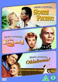 South Pacific / The King and I / Oklahoma! - (Import DVD)