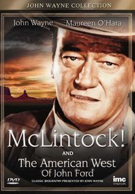 John Wayne Collection: McLintock and The American West of John Ford - (Import DVD)