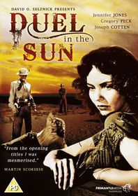Duel in the Sun - (Import DVD)
