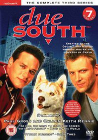 Due South: The Complete Series 3 - (Import DVD)
