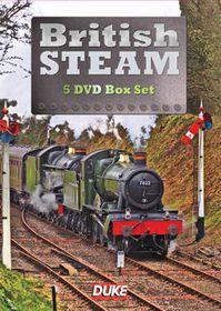 British Steam Collection - (Import DVD)