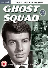 Ghost Squad: The Complete Series - (Import DVD)