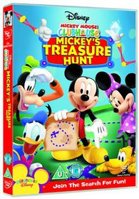 Mickey Mouse Clubhouse: Treasure Hunt - (Import DVD)