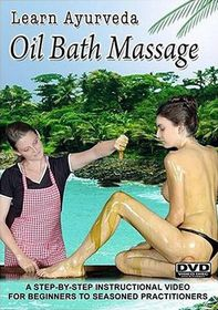 Learn Ayurveda Oil Bath Massage - (Import DVD)